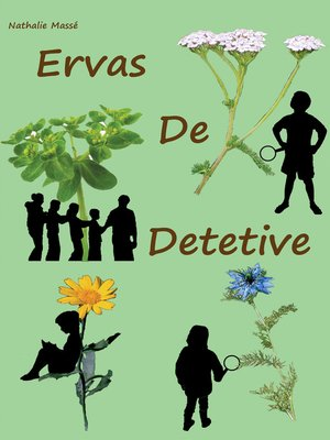 cover image of Ervas de Detetive