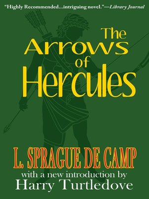 cover image of The Arrows of Hercules