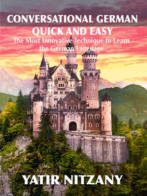 cover image of Conversational German Quick and Easy