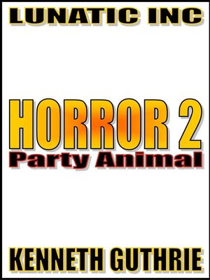 cover image of Horror 2