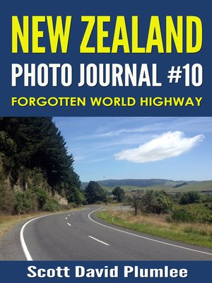 cover image of New Zealand Photo Journal #10