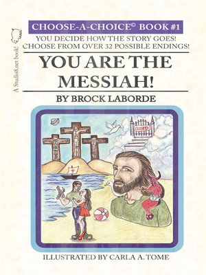 cover image of You Are the Messiah!