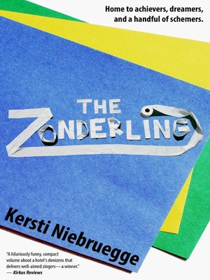 cover image of The Zonderling
