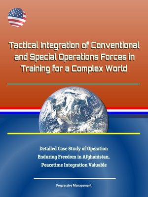 cover image of Tactical Integration of Conventional and Special Operations Forces in Training for a Complex World