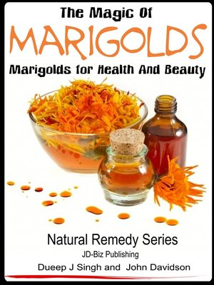 cover image of The Magic of Marigolds
