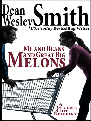cover image of Me and Beans and Great Big Melons