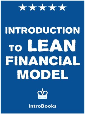 cover image of Introduction to Lean Financial Model