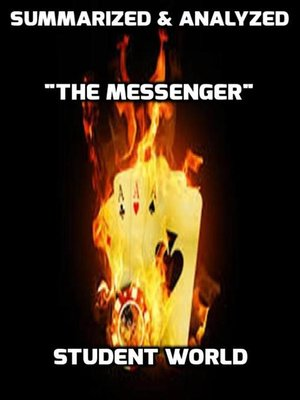 "cover image of Summarized & Analyzed ""The Messenger"""