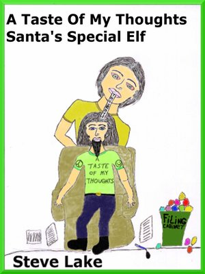cover image of A Taste of My Thoughts Santa's Special Elf