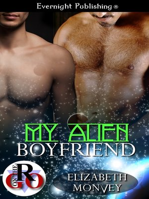 cover image of My Alien Boyfriend