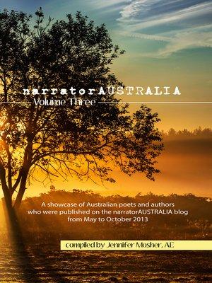 cover image of narratorAUSTRALIA Volume Three