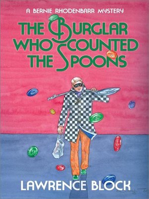 cover image of The Burglar Who Counted the Spoons