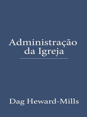 cover image of Administração da Igreja