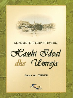 cover image of Haxhi Ideal dhe Umreja