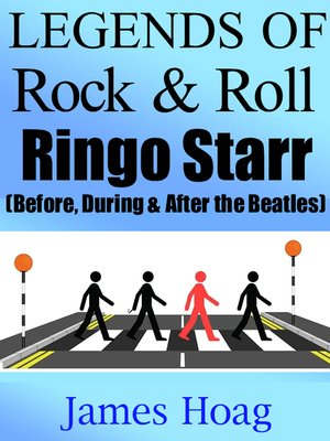 cover image of Legends of Rock & Roll--Ringo Starr (Before, During & After the Beatles)
