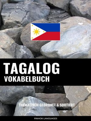 cover image of Tagalog Vokabelbuch