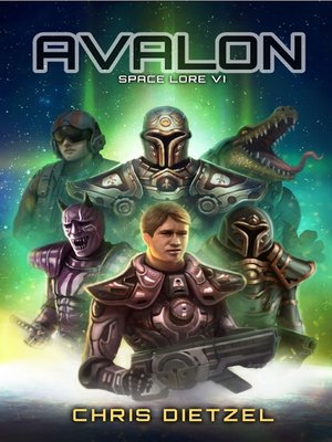 cover image of Avalon (Space Lore VI)