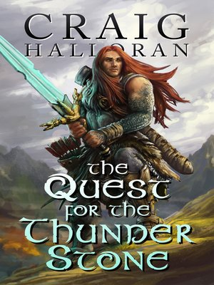 cover image of The Quest for the Thunderstone