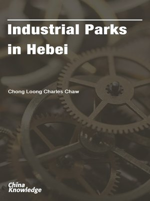 cover image of Industrial Parks in Hebei
