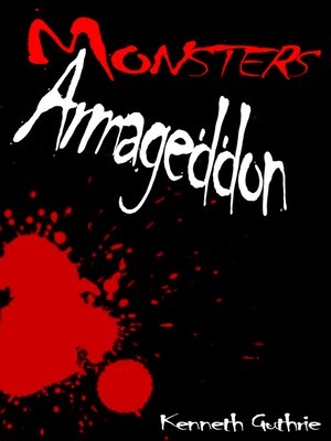 cover image of Monsters Armageddon