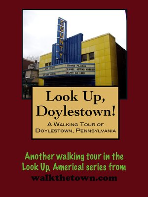 cover image of A Walking Tour of Doylestown, Pennsylvania