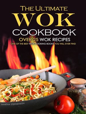 cover image of The Ultimate Wok Cookbook