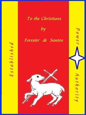 cover image of To the Christians