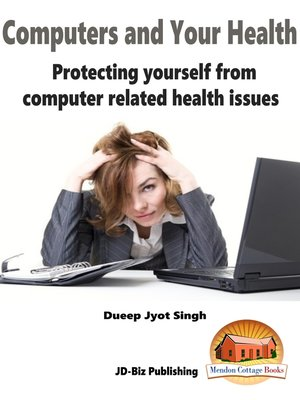 cover image of Computers and Your Health