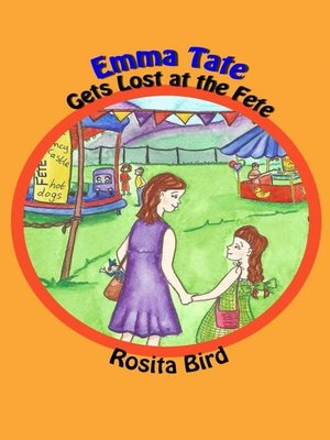 cover image of Emma Tate Gets Lost at the Fete