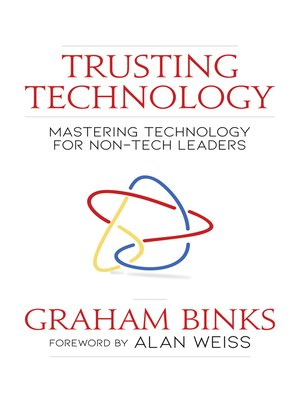 cover image of Trusting Technology