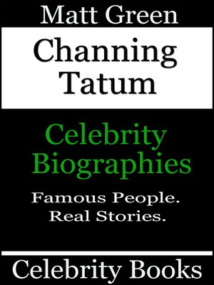 cover image of Channing Tatum