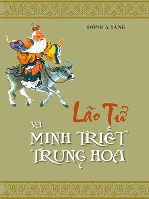 cover image of Lão tử và minh triết Trung Hoa