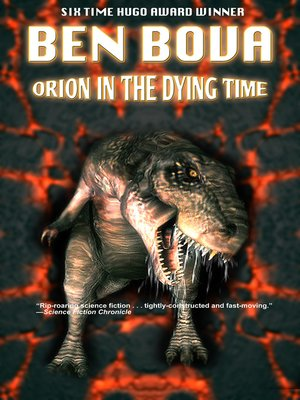 cover image of Orion in the Dying Time