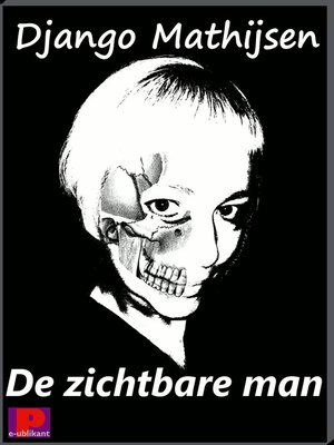 cover image of De zichtbare man