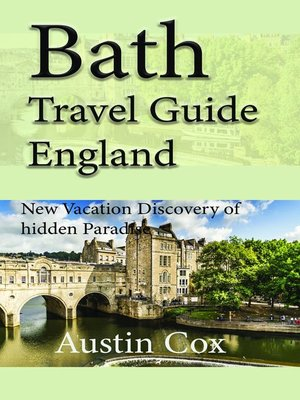cover image of Bath Travel Guide, England