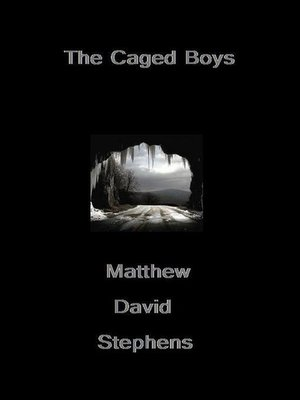 cover image of The Caged Boys
