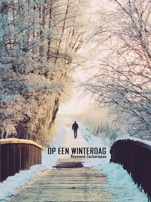 cover image of Op een winterdag