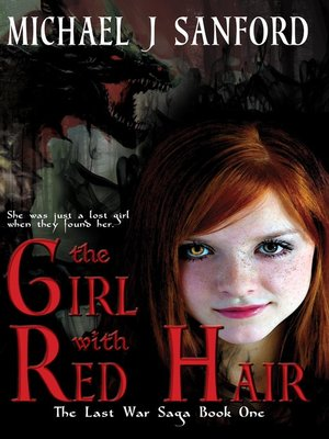 cover image of The Girl with Red Hair (Book One of the Last War Saga)