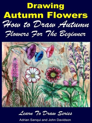 cover image of Drawing Autumn Flowers