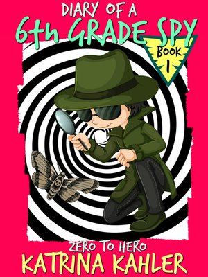 cover image of Diary of a 6th Grade Spy
