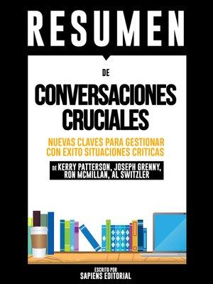 cover image of Conversaciones Cruciales