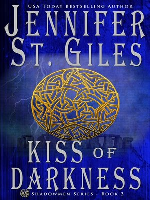 cover image of Kiss of Darkness