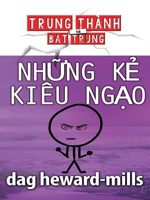 cover image of Những Kẻ Kiêu Ngạo