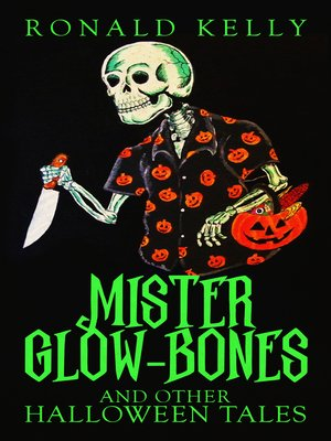 cover image of Mister Glow-Bones and Other Halloween Tales