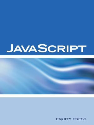 cover image of JavaScript Interview Questions, Answers, and Explanations