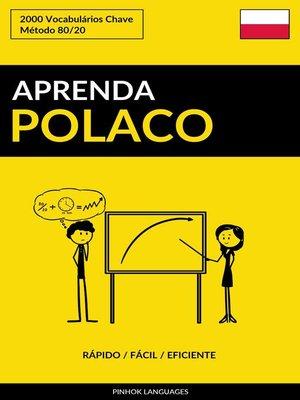 cover image of Aprenda Polaco