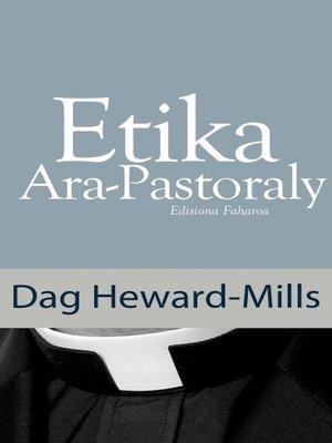 cover image of Etika Ara-Pastoraly