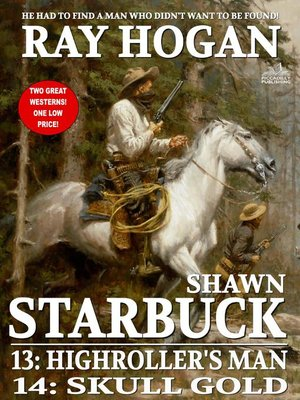 cover image of Shawn Starbuck Double Western 7