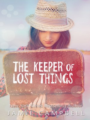 cover image of The Keeper of Lost Things