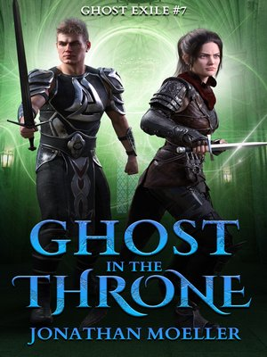 cover image of Ghost in the Throne